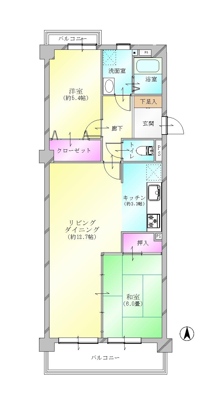 徳川町パークマンション